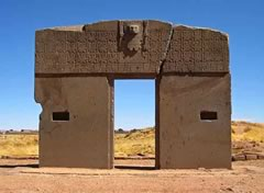 La Paz City and Tiwanaku Tour