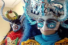 Oruro Carnival 2018 Package from Virgen del Socavon Hotel, Oruro