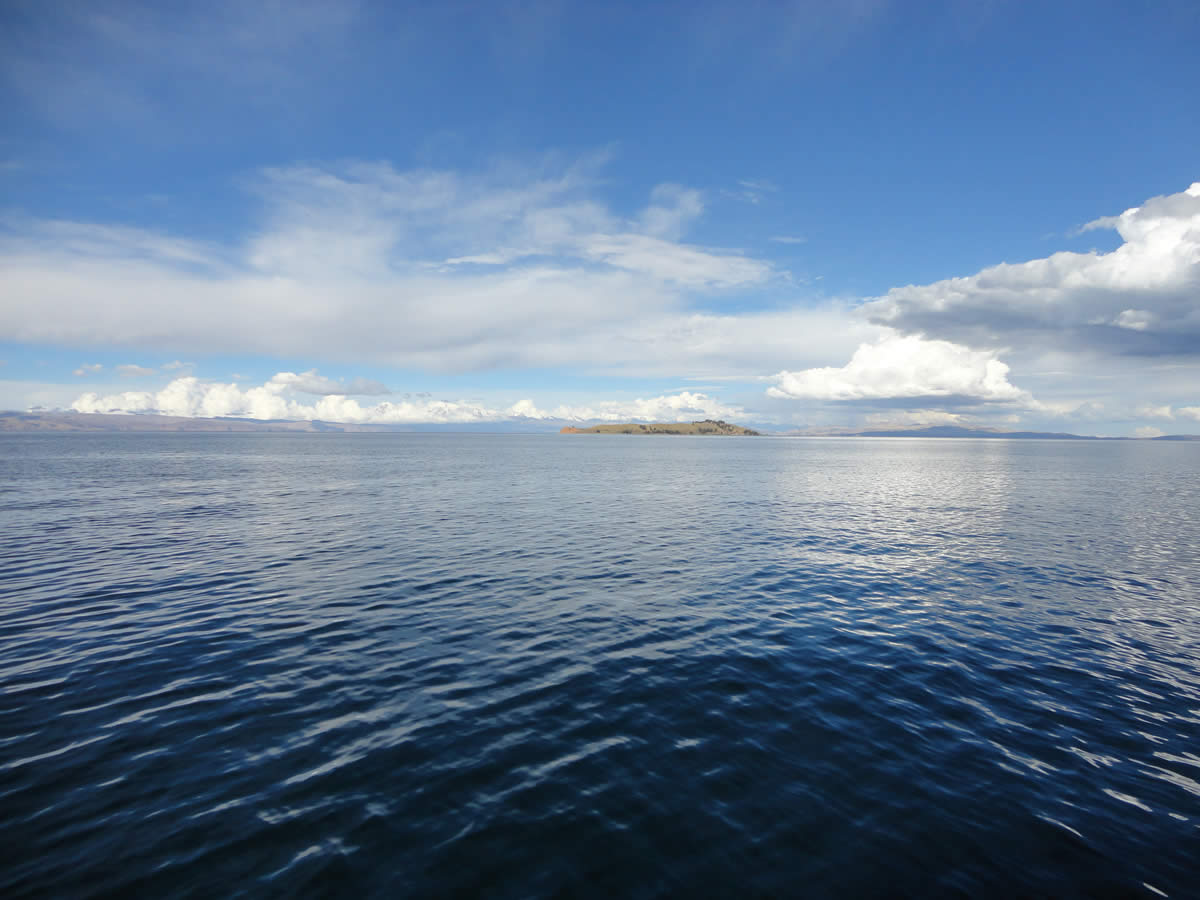 Titicaca Lake and Sun Island Shared Tour Full day, La Paz