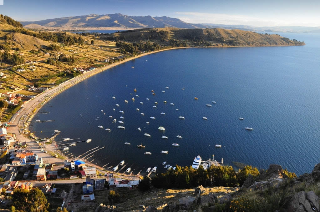 Shared Tour Copacabana - Lake Titicaca and - Sun Island (Isla del Sol), 1 Full Day