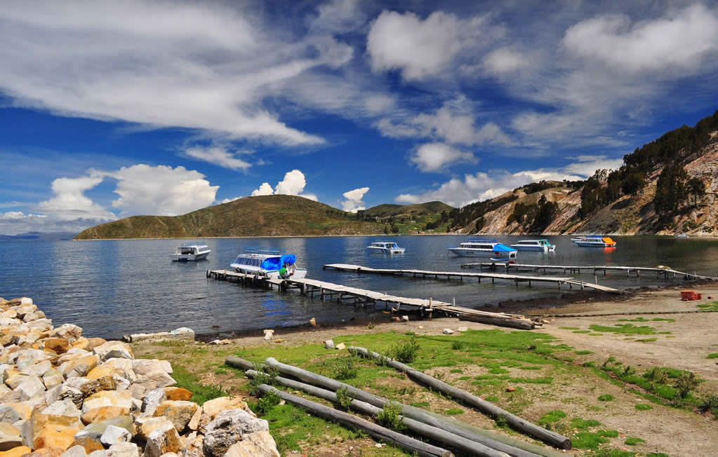 Puno - Copacabana - Sun Island, Full Day