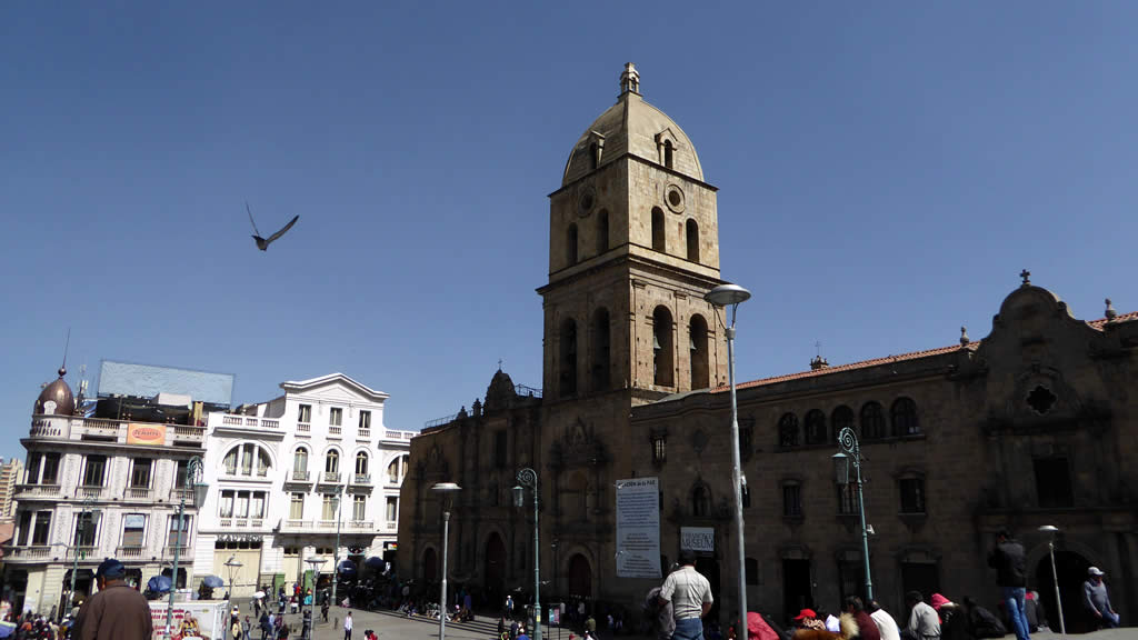 La Paz City Tour - Shared, Half Day