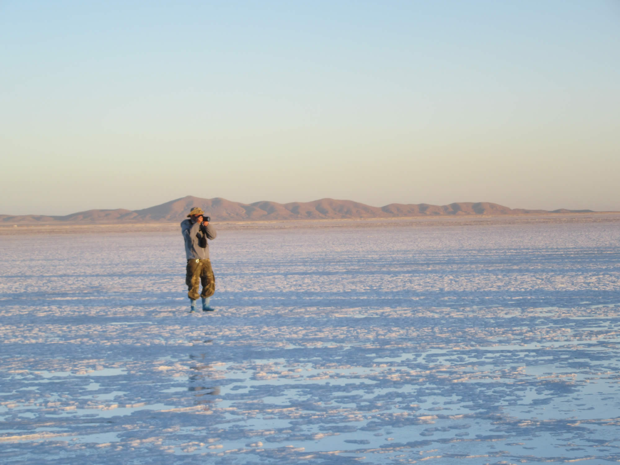 Majestic Uyuni Salt Flat Shared Tour, Uyuni