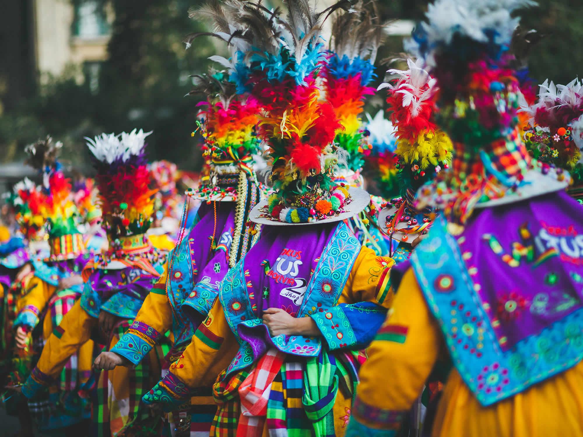 Premium La Paz - Oruro Carnival Parade 2020 - La Paz Tour, Full Day