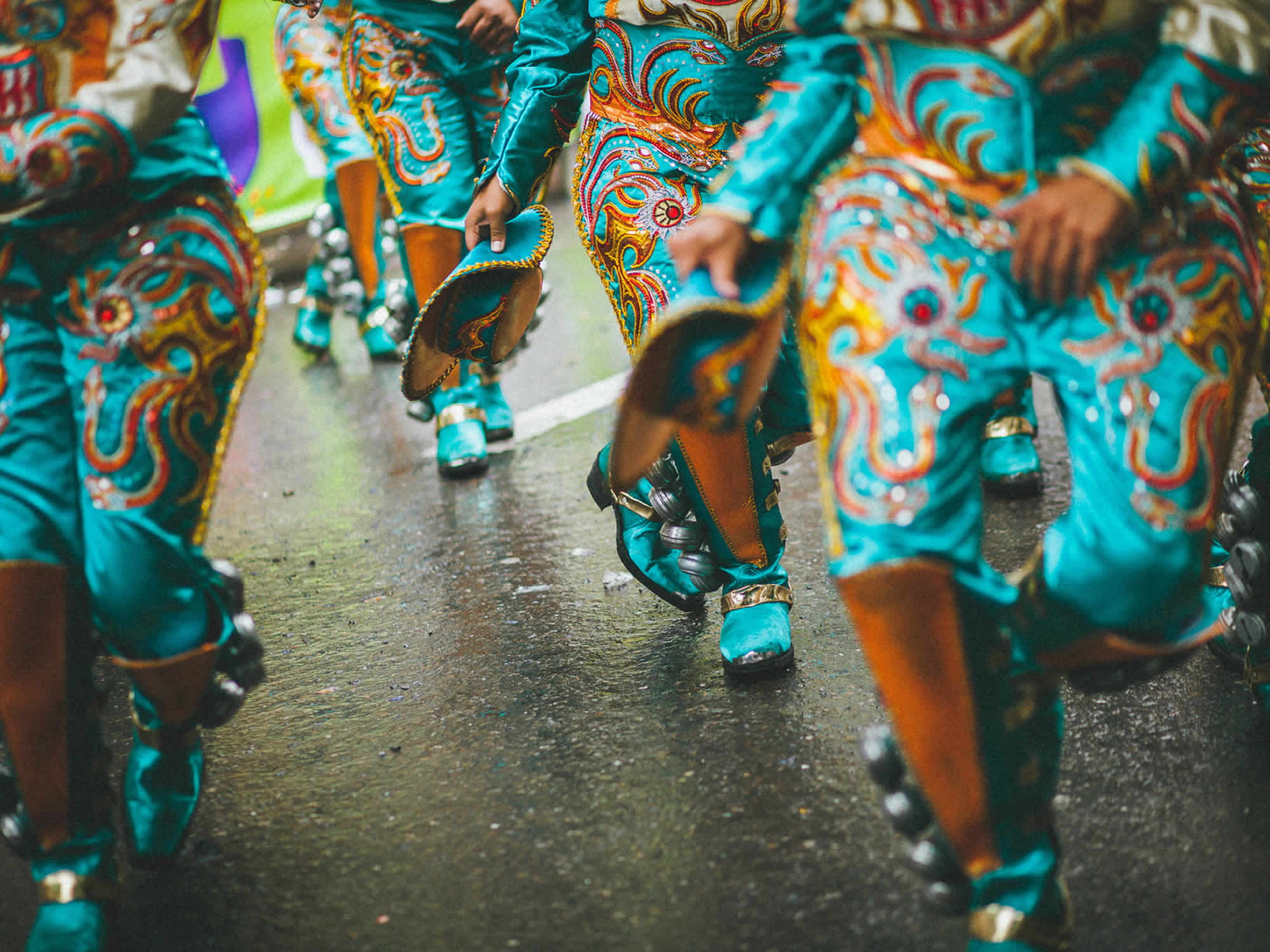 Premium La Paz - Oruro Carnival Parade 2020 - La Paz Tour, Oruro