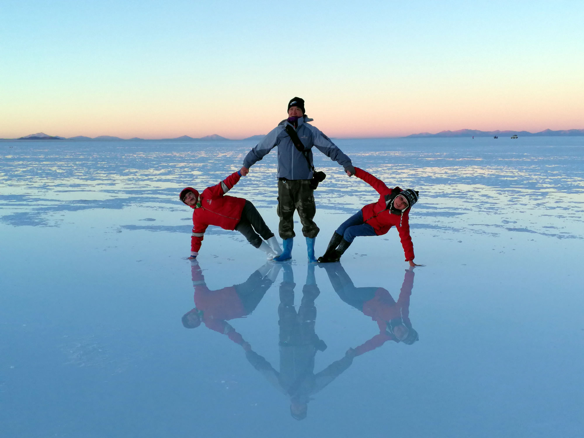 Private Tour Uyuni Salt Flat and Lagoons - Calama, 3 Days, 2 Nights