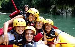 Rafting por el Rio Coroico - Puente Armas - Puerto Leon, Yungas, 1 D&iacute;a, <b>Clase:</b> III - IV