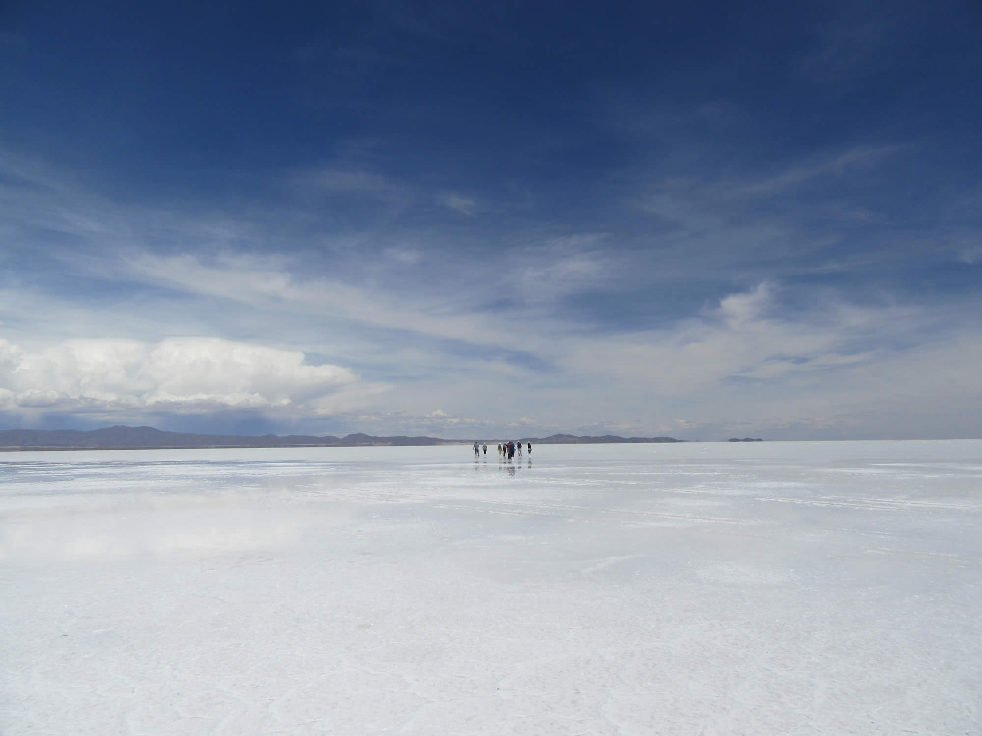 Salar de Uyuni - Calama Private Tour, Uyuni
