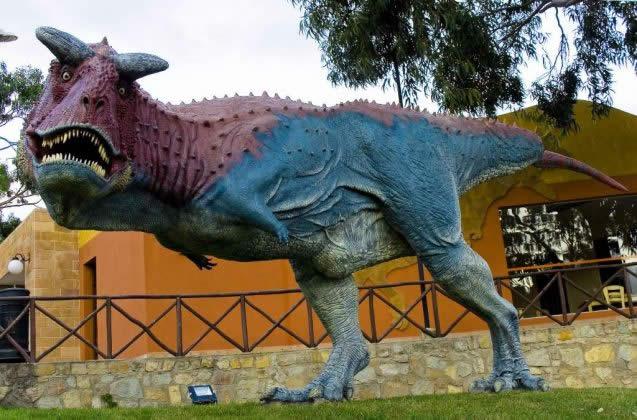 Sucre dinousaur