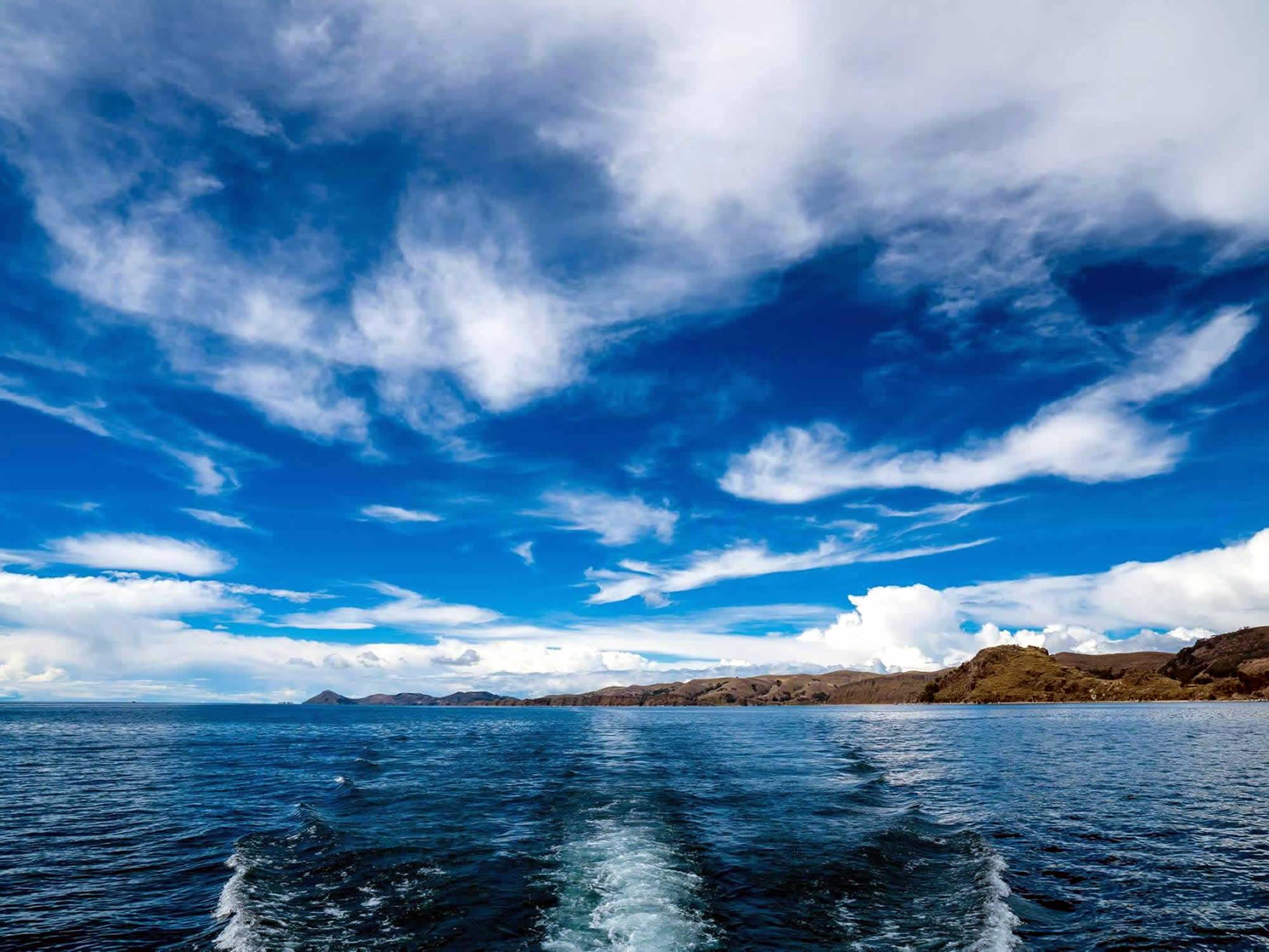 Titicaca Lake Catamaran Tour - La Paz - Sun Island - La Paz, La Paz