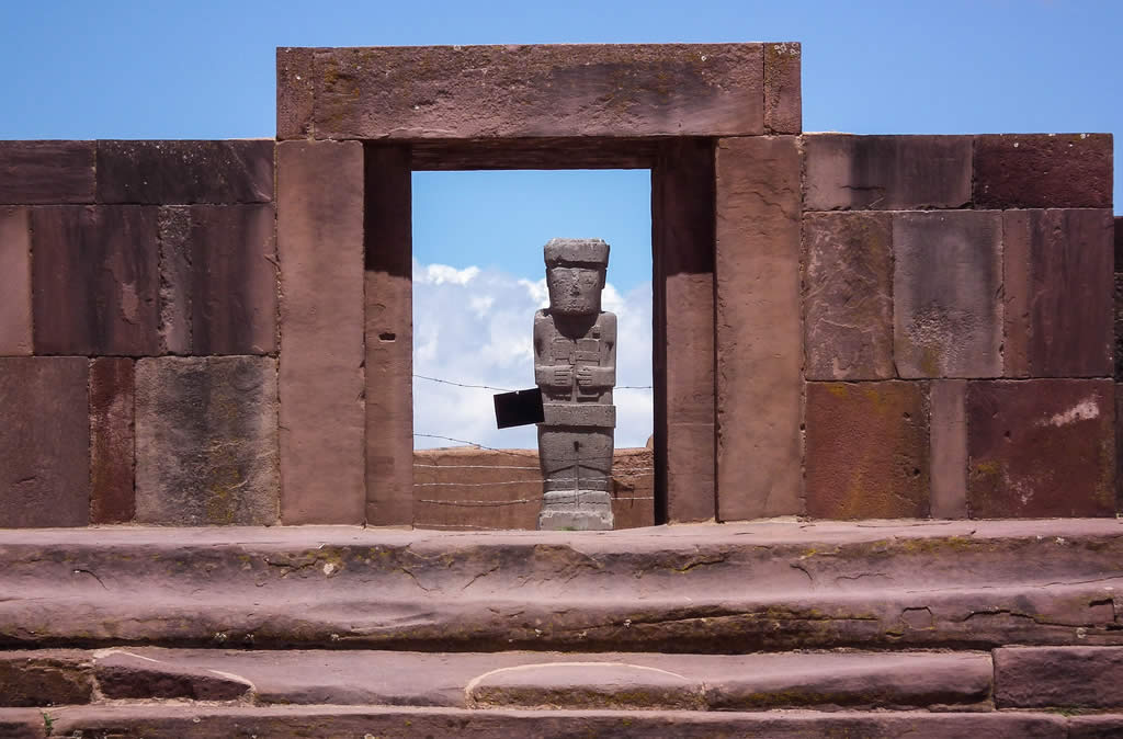 La Paz - Tiwanaku Shared Tour, La Paz