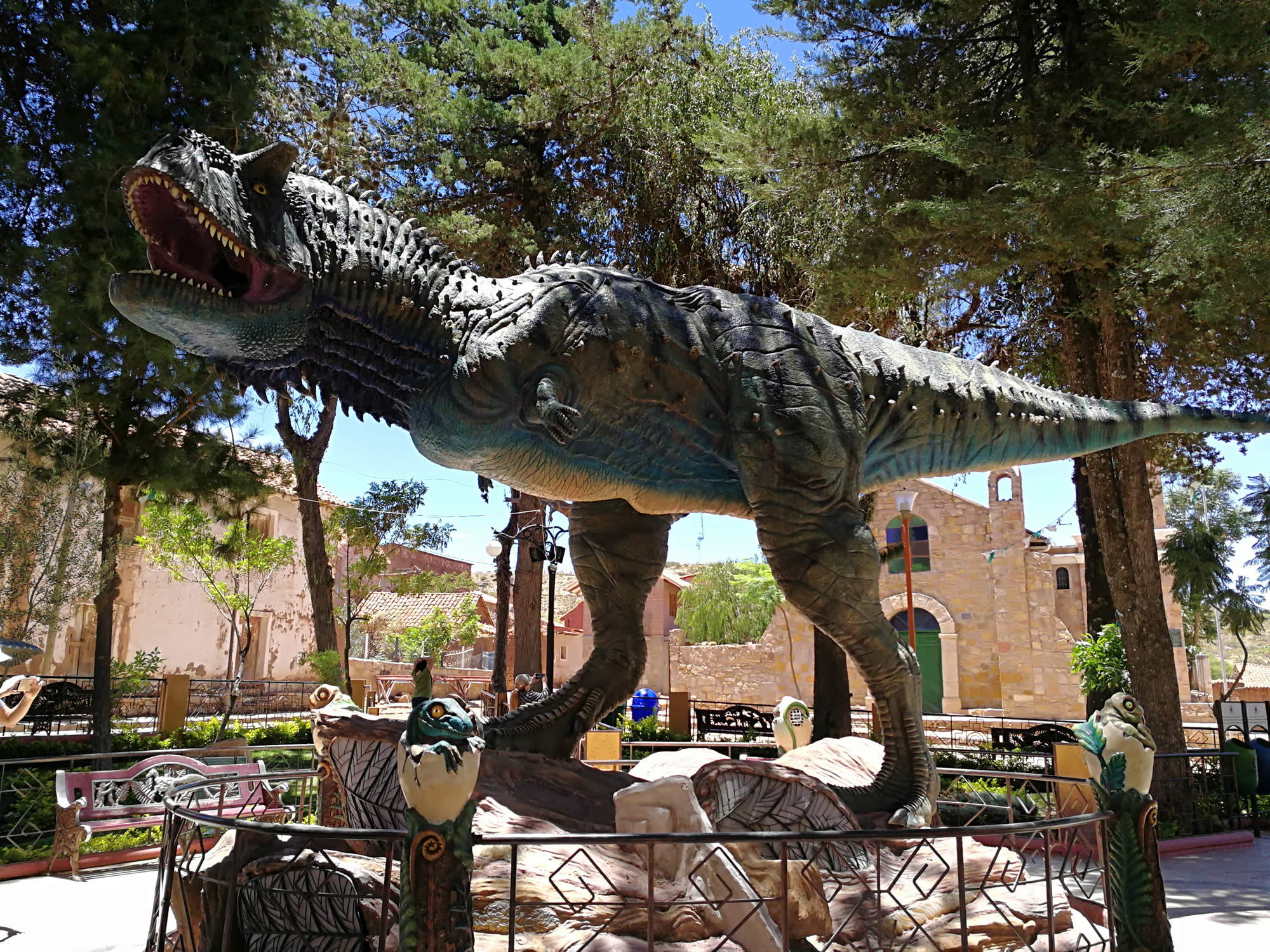 Torotoro Dinosaurs