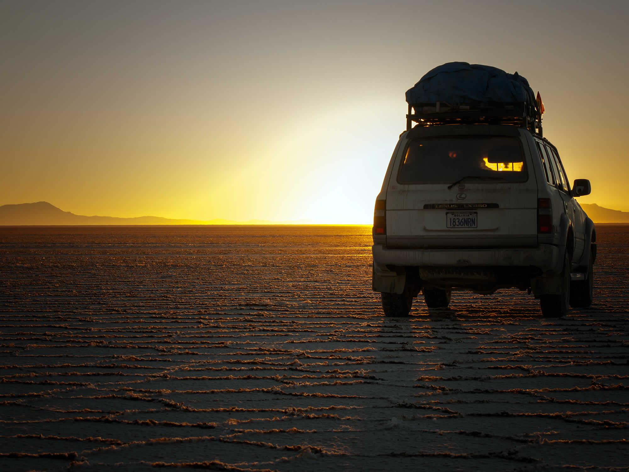 Uyuni Salt Flat - Eduardo Avaroa National Park - San Pedro de Atacama Private Tour , Uyuni