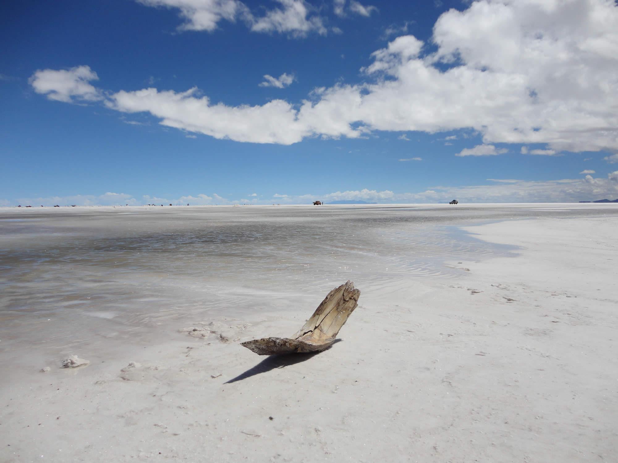 La Paz - Uyuni Salt Flat - La Paz Shared Tour by Plane, Uyuni