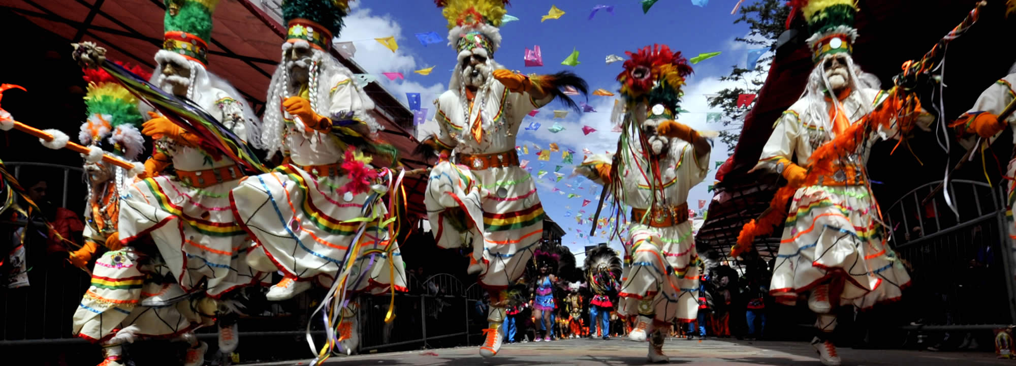 Oruro Carnival, a party not to be missed!